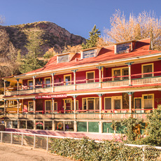 The Inn At Castle Rock Old Bisbee Arizona